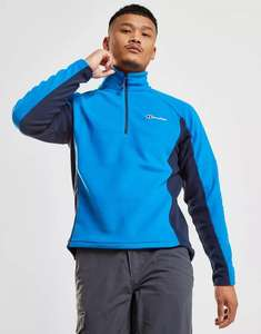 Berghaus fleece - £8 @ JD Sports + £1 Click & Collect  £3.99 delivery