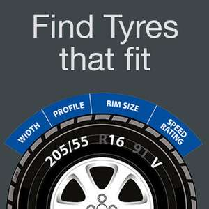 COSTCO MEMBERS - Up to £100 off 2 or 4 fitted Goodyear tyres.