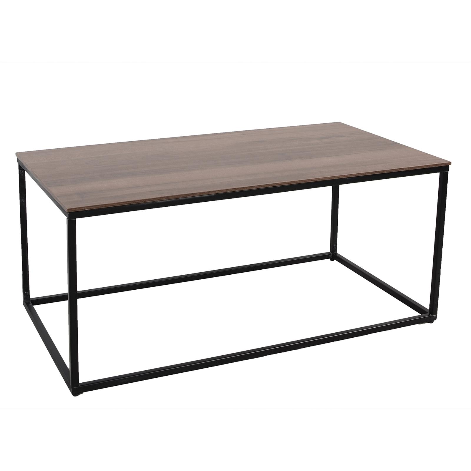 Walnut Top Coffee Table £17.50 / Side Table £10 @ HomeBase