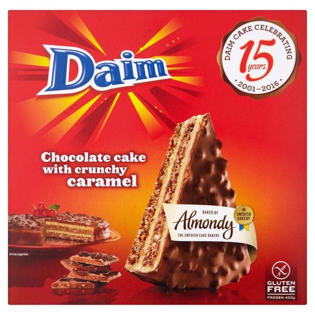Daim Chocolate Cake - £2 @ Morrisons