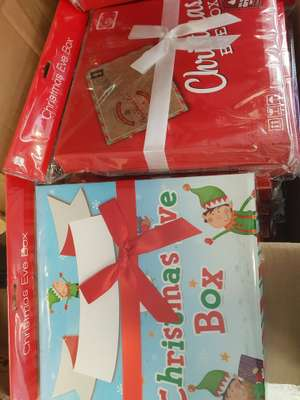 Christmas Eve boxes £1.99 @ TonyAlmonds (South Road, Waterloo Liverpool)