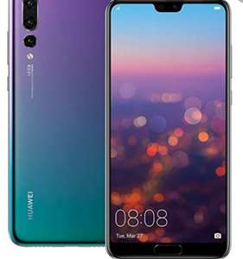 Huawei P20 Pro 128gb Twilight (As New) Unlocked now £125 via O2 Refresh