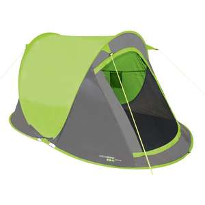 Yellowstone Fast Pitch 2 Man Camping Tent - £2 instore @ Wilko Bournemouth