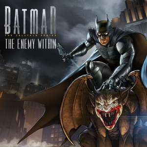 [Nintendo Switch] Batman: The Enemy Within £12.49 @ Nintendo eshop