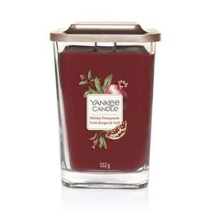Yankee Candle large Elevator candles - £10 instore & 3 for 2 @ Boots Coventry