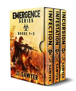 A Post-Apocalyptic Thrillers  - Emergence Series (Books 1-3) Box set plus 2 others  Kindle Editions - Free Download @ Amazon