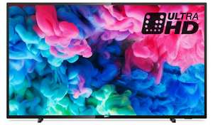 Philips 65 Inch 65PUS6503 Smart 4K HDR LED TV - Clearance deal - £620 @ Argos