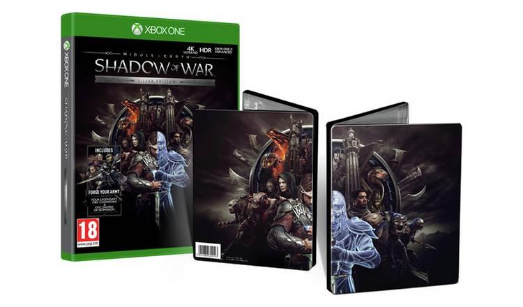 Shadow of War Silver Edition Xbox One - £12.99 @ Argos (Free C&C)