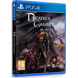 Death's Gambit (PS4) for £4.99 delivered @ Simply Games