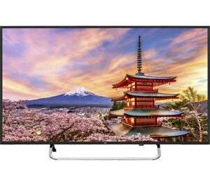 "JVC LT-40C590 40"" Full HD LED TV - Black - £189 @ Currys eBay (With Code)"