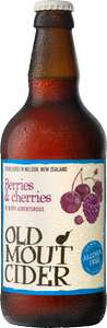 Old Mout Cider Berries & Cherries Alcohol Free 500ml bottle - 89p @ Home Bargains instore