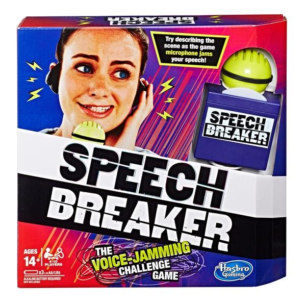 Speech Breaker Hasbro Game - £3.50 Instore @ Sainsbury's