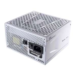 (12 years warranty) Seasonic Prime Snow Silent 650W 80+ Platinum PSU/Power Supply - £105.47 delivered at Scan