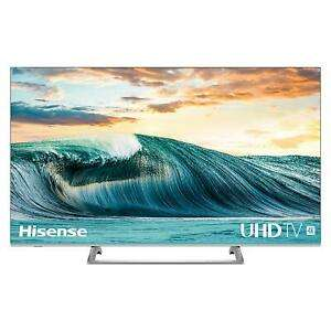 Hisense H50B7500UK 50 inch (2019 Model) Smart 4K UHD HDR WiFi Freeview Play Smart LED TV + 2 Year Warranty - £319 with code at Hughes/ebay