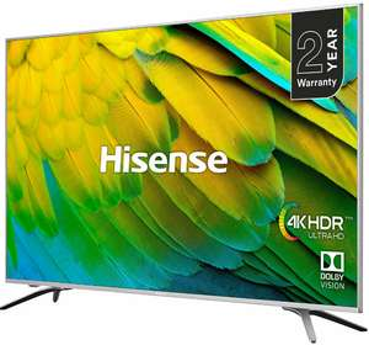 75 Inch Hisense H75B7510UK B7510 TV Smart 4K Ultra HD LED Freeview HD 4 HDMI + 2 Year Warranty - £939 with code @ AO eBay