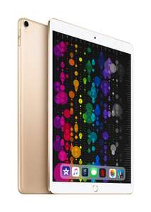 "Apple iPad Pro 10.5"" 512GB 4G (Wi-Fi + Cellular) Gold : Unlocked for £591.93 Delivered @ Amazon UK"
