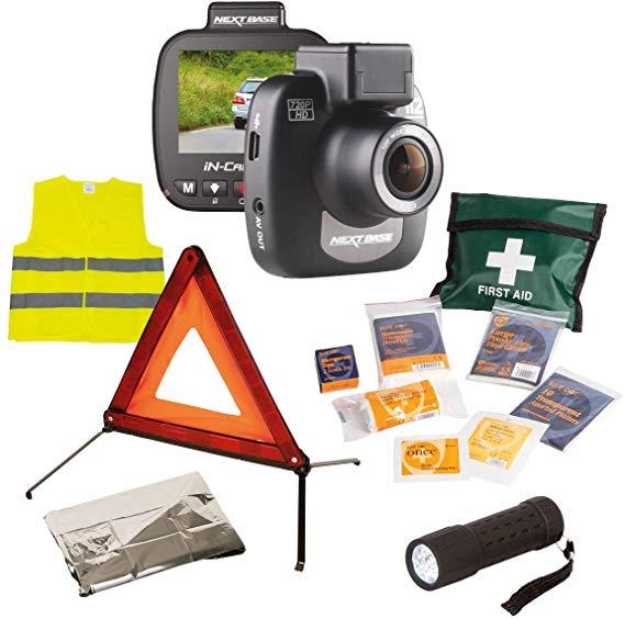 Nextbase 112 Dash Cam and Emergency Car Kit 720p - £24.95 @ iZilla / Amazon