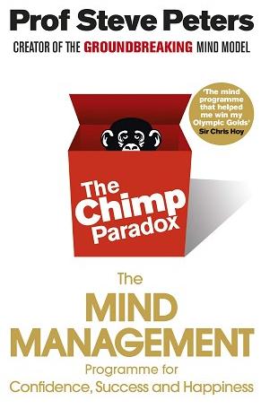 The Chimp Paradox (Prof Steve Peters), Paperback - £5 Instore @ Tesco (Bournemouth)