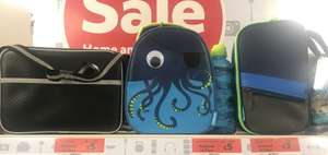 Packed Lunch Bags Reduced from £3 @ Sainsburys Local