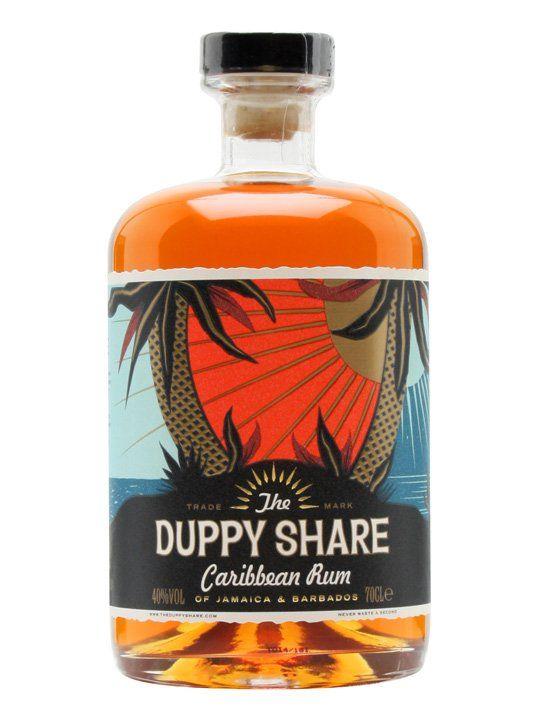 The Duppy Share Caribbean Dark Rum 70cl - £19.50 @ Sainsburys