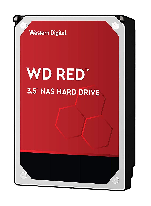 WD Red 4TB (WD40EFRX) NASware 3.0 Internal Hard Drive £102. 78@ Amazon