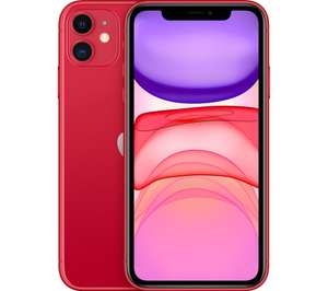 APPLE iPhone 11 - 256 GB, Purple/Red - Currys for £829 With Code @ Currys/Ebay