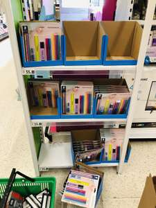 Staedtler Pastel 16 PCS Stationery Set was £5 then 55p & now scanning for only 5p at Asda