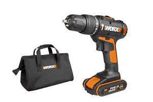 WORX WX366.6 18V (20V MAX) Cordless Combi Hammer Drill with x1 1.5Ah Battery, £29.99 at Worx/ebay