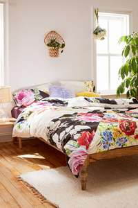 Esther Floral Duvet Cover Set £50 at Urban Outfitters