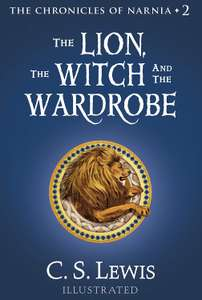The Lion, the Witch and the Wardrobe (And Chronicles of Narnia Books 1-6) - Kindle Edition 99p Each @ Amazon