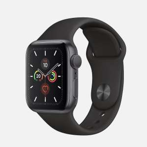 Apple Watch S5 Cellular GPS 44mm 32GB Smart Watch - Space Grey Alu/Black Band £479 at Argos eBay