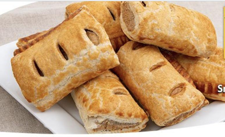 Morrisons 8 Pack Sausage Rolls - £1 @ Morrisons (Baked inStore)