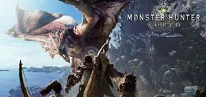 Monster Hunter World (PC) @ indiegala £17.49