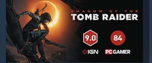 Shadow of the Tomb Raider (PC) £14.84 @ Steam