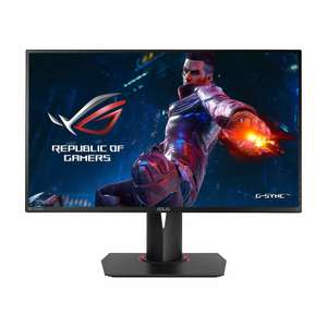 AsusROG Swift PG278QR Gaming Monitor1440p 165Hz Gsync £435.99 @ Very With BNPL