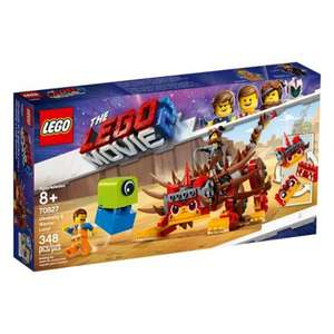 Lego 70827 Ultrakitty and warrior Lucy £12.50 instore @ Tesco Salford