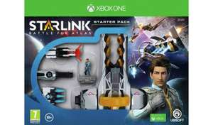 Starlink Starter Pack Xbox One Game £8.99 at Argos c&c