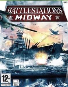 Battlestations Midway/Pacific £4.99 @ Xbox.com Store