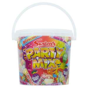 Swizzels Party Mix 840g, Half Price £2.00 @ Iceland