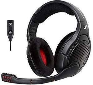 Sennheiser PC 373D 7.1 Surround Sound Gaming Headset now £81.23 delivered at Amazon