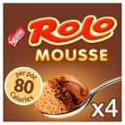 1\2 Price : Rolo Mousse 4 x 50g , Now 75p @ Sainsbury's