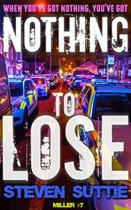 Nothing To Lose : A DCI Miller Crime Thriller  Kindle Edition  - Free Download @ Amazon Kindle