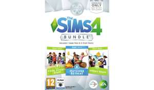 The Sims 4 Outdoor Retreat Bundle Pack £18.99 at Argos