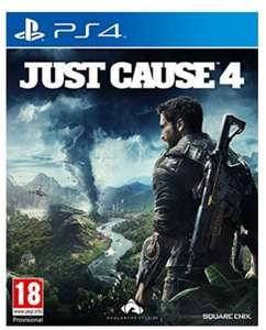 Just Cause 4 - PS4 £14.85 at Base