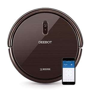 Robot Vacuum Cleaner - Well Reviewed - Ecovacs Deebot N79S - Amazon Spain Sale - £130.57 Delivered
