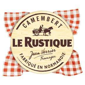 Waitrose & Partners - Le Rustique Camembert 250g £1.50