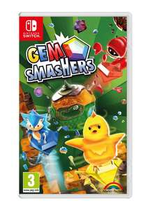 Gem Smashers on Nintendo Switch for £6.99 Delivered @ Simplygames