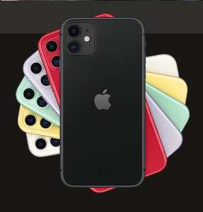 IPhone 11 £29pm - 30 months - £870 @ Voxi