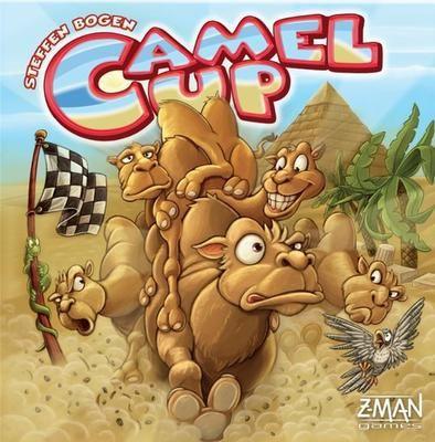 Camel Up Board Game 22.19 inc del @ Goblin Gaming