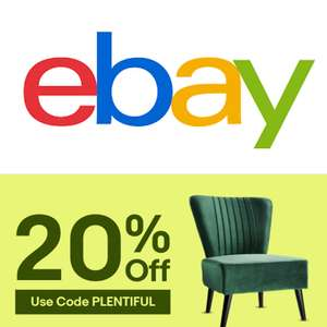 20% off Selected Sellers - Min Spend £25 / Max Discount £60 Using Code - Includes AO / hughesdirect / Music Magpie & More @ eBay